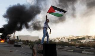 Solidaridad con el pueblo palestino - No a la anexión israelí