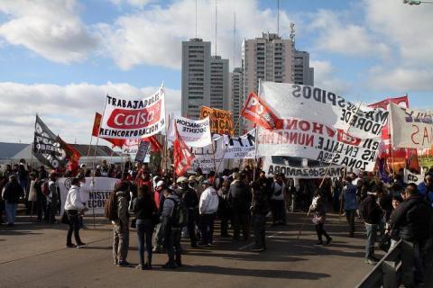 Ampliar y unir la lucha de los trabajadores