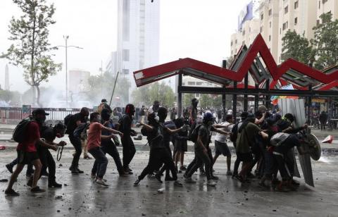 América Latina, entre la crisis y la rebelión