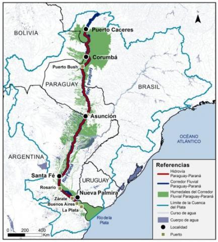 Hidrovía: una nueva capitulación