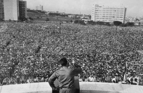 Fidel y la Revolución Cubana