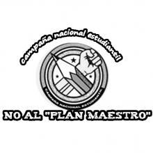 No al Plan Maestro