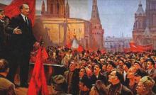 Hacia el Centenario de la Revolución de Octubre