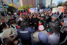CHACO: Desencadenar la lucha en SAMEEP