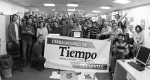 En defensa de los trabajadores de Tiempo Argentino