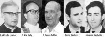 A 40 años de la masacre de los curas palotinos