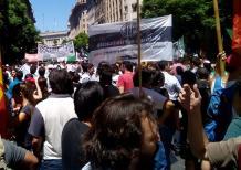 Frente a los despidos plan de lucha, paro y movilización
