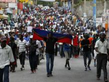 Revuelta popular en Haití