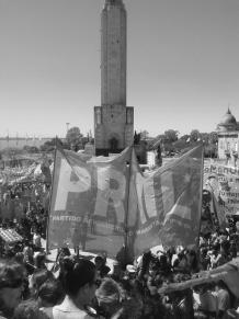 Copamos Rosario por nuestros derechos