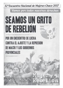 Nueva edición Mujer y Rebelión